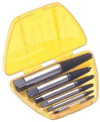 Laser 6pc Screw Extractor Set - 0295A